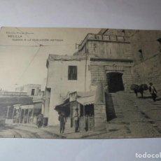 Cartes Postales: MAGNIFICAS 23 POSTALES ANTIGUAS DE MELILLA. Lote 245730680