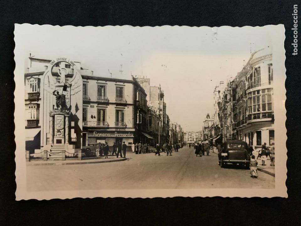 MELILLA - AVENIDA DEL GENERALÍSIMO - Nº 7 ED. RAFAEL BOIX (Postales - España - Melilla Moderna (desde 1940))