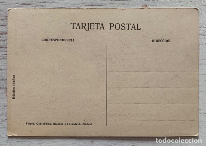 Postales: TARJETA POSTAL HUMOR Edición Ibañez Castañeira, Álvarez y Levenfeld.- Madrid. Sin circular. - Foto 2 - 249012705