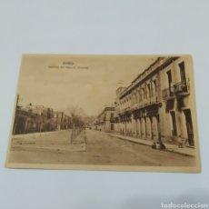 Postales: MELILLA. AVENIDA DEL GENERAL AIZPURU. ESPAÑA NUEVA. MARGALLO 5. 7252. Lote 249087175