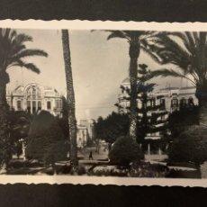 Postales: MELILLA - PLAZA DE ESPAÑA - Nº 21 ED. RAFAEL BOIX. Lote 249359345