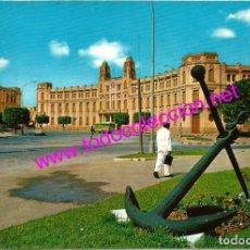 Postales: MELILLA - PALACIO MUNICIPAL - POSTAL DE 1968. Lote 251844265