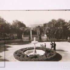 Postales: POSTAL FOTOGRÁFICA - MELILLA, PARQUE LOBERA Nº 29 - ED. BOIX - SIN CIRCULAR, ESCRITA. Lote 252160680