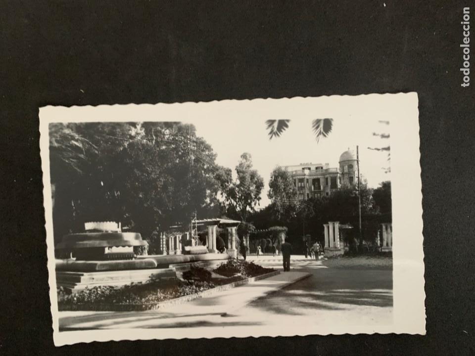 MELILLA - PARQUE HERNÁNDEZ. DETALLE - Nº 10 ED. RAFAEL BOIX (Postales - España - Melilla Moderna (desde 1940))