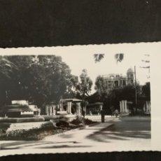 Postales: MELILLA - PARQUE HERNÁNDEZ. DETALLE - Nº 10 ED. RAFAEL BOIX. Lote 252523355