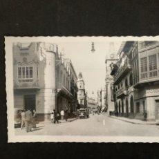 Cartoline: MELILLA - CALLE DEL EJERCITO ESPAÑOL - Nº 3 ED. RAFAEL BOIX. Lote 252523975
