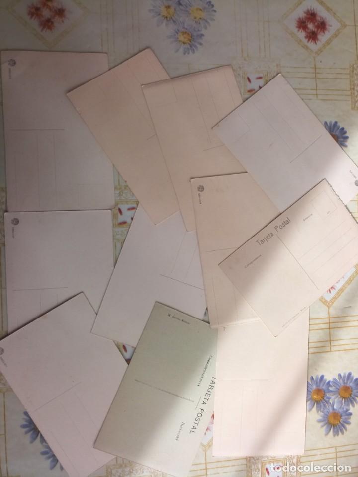 Postales: Lote postales antiguas Tetuán Melilla militates - Foto 2 - 252988025
