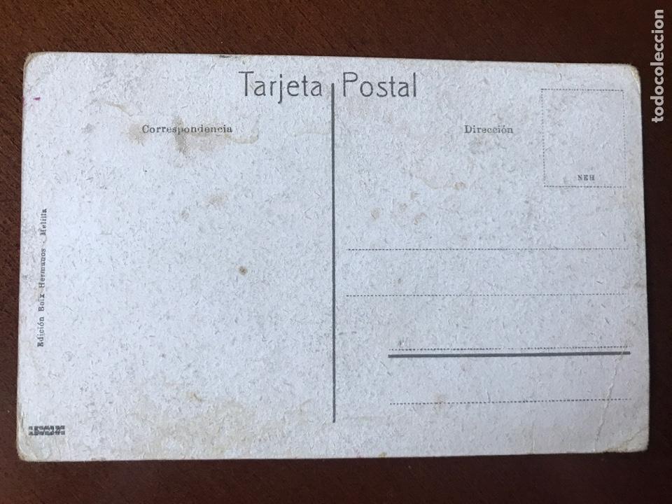 Postales: POSTAL MELILLA - CALLE DEL GENERAL MARINA - Foto 2 - 254074530