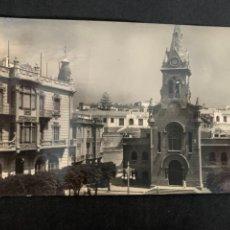 Postales: MELILLA - PLAZA DE MENÉNDEZ PELAYO - Nº 1045 ED. RAFAEL BOIX. Lote 254415095