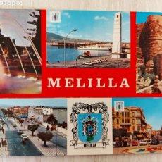 Postales: POSTAL DE MELILLA. Lote 254431610