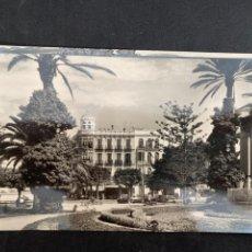 Postales: MELILLA - PLAZA DE ESPAÑA - Nº 1042 ED. RAFAEL BOIX. Lote 254532435