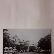 Postales: POSTAL DE MELILLA. PLAZA DE ESPAÑA VISTA GENERAL. FOTO IMPERIO, 1958. Lote 261857180