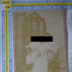 Postales: ANTIGUA FOTO FOTOGRAFÍA. SIGLO XIX - INICIOS XX. MELILLA RICARDO GÓMEZ FOTÓGRAFO 931. Lote 262122895