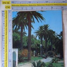 Postales: POSTAL DE MELILLA. AÑO 1979. VISTA DEL PARQUE HERNÁNDEZ. 29 CARMAR. 937. Lote 262124020