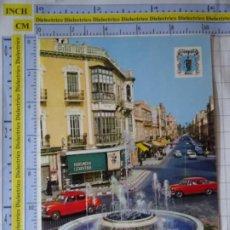 Postales: POSTAL DE MELILLA. AÑO 1971. AVENIDA DEL GENERALÍSIMO, LA LEVANTINA, BUZÓN CORREOS. 939. Lote 262124375
