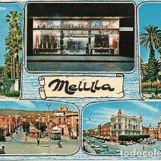 Postales: MELILLA - VISTAS DIVERSAS. Lote 262399315