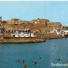 Postales: MELILLA - 1605 CIUDAD VIEJA Y CLUB MARÍTIMO. Lote 262400020