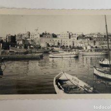 Postales: MELILLA - PUERTO Y CIUDAD ANTIGUA - Nº 24 ED. RAFAEL BOIX. Lote 263136280