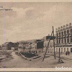 Postales: X125441 RARO MELILLA BARIO INDUSTRIAL. Lote 265192449