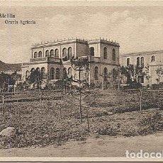 Postales: X125444 MELILLA GRANJA AGRICOLA. Lote 265197279