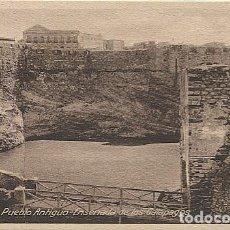 Postales: X125449 RARO MELILLA PUEBLO ANTIGUO ENSENADA DE LOS GALAPAGOS. Lote 265198699