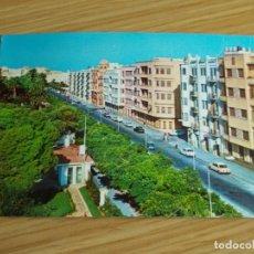 Postales: MELILLA -- CALLE DEL TENIENTE CORONEL SEGUI. Lote 266357163