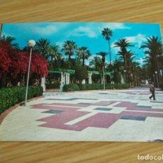 Postales: MELILLA -- PARQUE HERNANDEZ. Lote 266357593