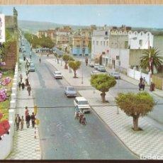 Postales: MELILLA - BARRIO DEL REAL. Lote 266658183
