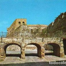 Postales: MELILLA - 37 PUENTE ELEVADIZO DEL FOSO DE HORNABEQUE. Lote 266682563
