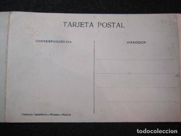 Postales: MELILLA-VISTA GENERAL DEL AVANZAMIENTO O SAN JUAN DE LAS MINAS-POSTAL TRIPLE ANTIGUA-(81.252) - Foto 7 - 266927264