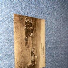Postales: ANTIGUA POSTAL - CAMPAÑA DEL RIF - 1921 - OCUPACION DE ZELUAN - BATERIA PROTEGIENDO EL AVANCE DE LAS. Lote 267658039