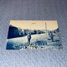 Postales: TISTUTIN - GUERRA DEL RIF O DEL AFRICA - MARRUECOS - AÑOS 20 - EDICION M. ARRIBAS. Lote 267685544