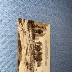 Postales: CAMPAÑA DEL RIF 1921 .- MONTE ARRUIT .- GENERALES BERENGUER Y CAVALCANTI VIENDO CADAVERES. Lote 267686314