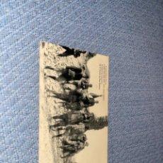 Postales: CAMPAÑA DEL RIF 1921, RAS MEDUA, EL GENERAL SANJURJO EN EL FORTIN DE RAS MEDUA, EDICION M. V. POSTAL. Lote 267905259