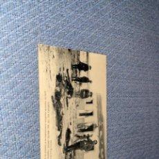 Cartoline: CAMPAÑA DEL RIF 1921-MONTE ARRUIT. CAPELLÁN REZANDO ANTE LOS RESTOS DE ESPAÑOLES EN EL INTERIOR DE L. Lote 267907049
