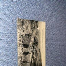 Postales: TARJETA POSTAL DE CAMPAÑA DEL RIF AÑO 1921 - MILITAR - IRGUEMAN AVANCE POR EL RÍO DE ORO - MARRUECOS. Lote 268075319