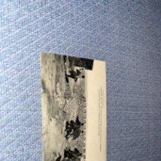 Postales: TARJETA POSTAL DE LA CAMPAÑA DEL RIF. 1921. OCUPACION DEL DAR DRIUS. HAUSER Y MENET.. Lote 268119734