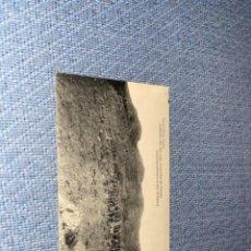 Postales: CAMPAÑA DEL RIF OCUPACION GURUGU COLUMNA SUBIENDO AL PICO DE BASBEL. Lote 268447534