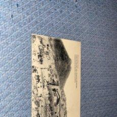 Postales: POSTAL CAMPAÑA DEL RIF AÑO 1921 OCUPACIÓN DEL GURUGÚ CAMPAMENTO DE HARDÚ. Lote 268449319