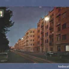 Postales: POSTAL MELILLA: Nº 57 TENIENTE CORONEL SEGUI (NOCTURNA) - FISA ESCUDO DE ORO - ESCRITA. Lote 276931133