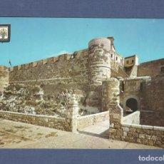 Postales: POSTAL MELILLA: Nº 40 PUERTA DE SANTIAGO Y MURALLA REAL - FISA ESCUDO DE ORO - SIN CIRCULAR. Lote 276931963
