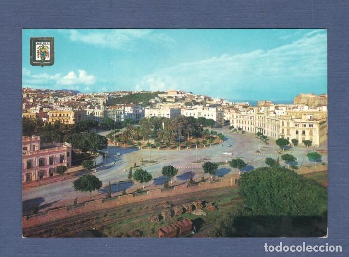 POSTAL MELILLA: Nº 12 VISTA PARCIAL - FISA ESCUDO DE ORO - SIN CIRCULAR (Postales - España - Melilla Moderna (desde 1940))
