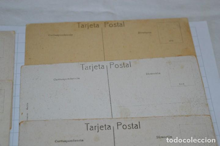 Postales: 6 Antiguas / DIFÍCILES POSTALES SIN CIRCULAR - Melilla y Peñón de Alhucemas ¡Mira detalles! - Foto 14 - 276949478