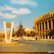 Postales: POSTAL MELILLA AV.GRAL.MOLA ESCRITA. Lote 276976413