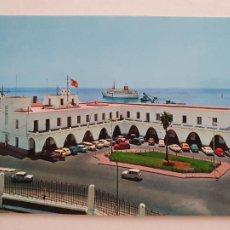Cartoline: MELILLA - VISTA PARCIAL DEL PUERTO - LAXC - P58037. Lote 278383963