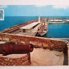 Postales: MELILLA - VISTA PARCIAL DEL PUERTO - LAXC - P58038. Lote 278383978