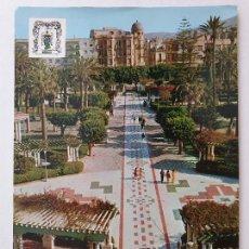 Postales: MELILLA - PARQUE HERNÁNDEZ - LAXC - P58044. Lote 278385263