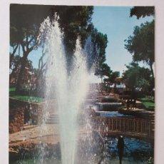 Postales: MELILLA - PARQUE LOBERA - LAXC - P58045. Lote 278385518