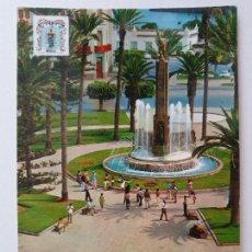 Postales: MELILLA - PLAZA DE ESPAÑA - LAXC - P58048. Lote 278386198