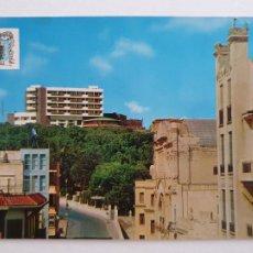 Postales: MELILLA - AVENIDA CÁNDIDO LOBERA Y PARADOR NACIONAL PEDRO DE ESTOPIÑÁN - LAXC - P58055. Lote 278387598